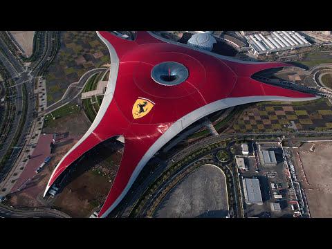 Visit Ferrari World Abu Dhabi - Theme Park Yas Island - Roller Coaster Formula Rossa