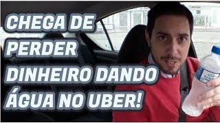 Pare de DISTRIBUIR ÁGUA no Uber 99 Pop Cabify