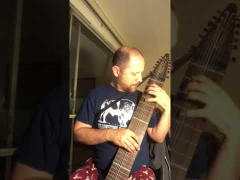 Chapman Stick Day 21 - Shedding Easy Lover