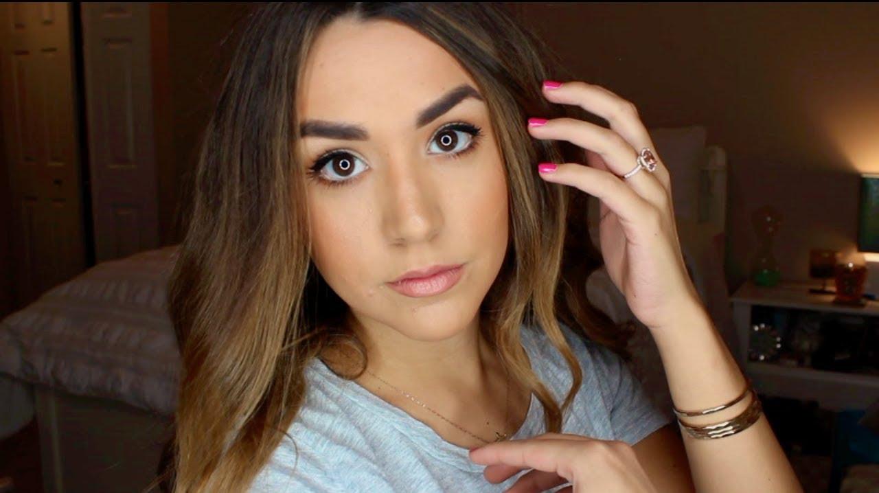 Jessie James Decker Wedding Makeup Tutorial Alexandrea Garza Youtube