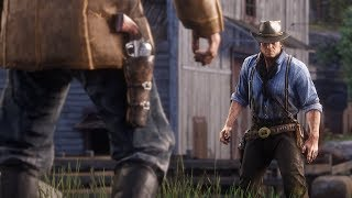 All 11 Gunslinging Duels Red Dead Redemption 2 (Main Story.Random Encounters.Gunslingers)