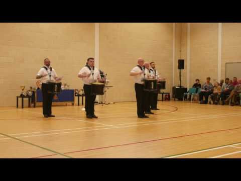 Drum Corps 4th Newtownabbey 2017