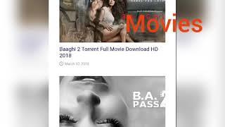 baaghi 2 torrent