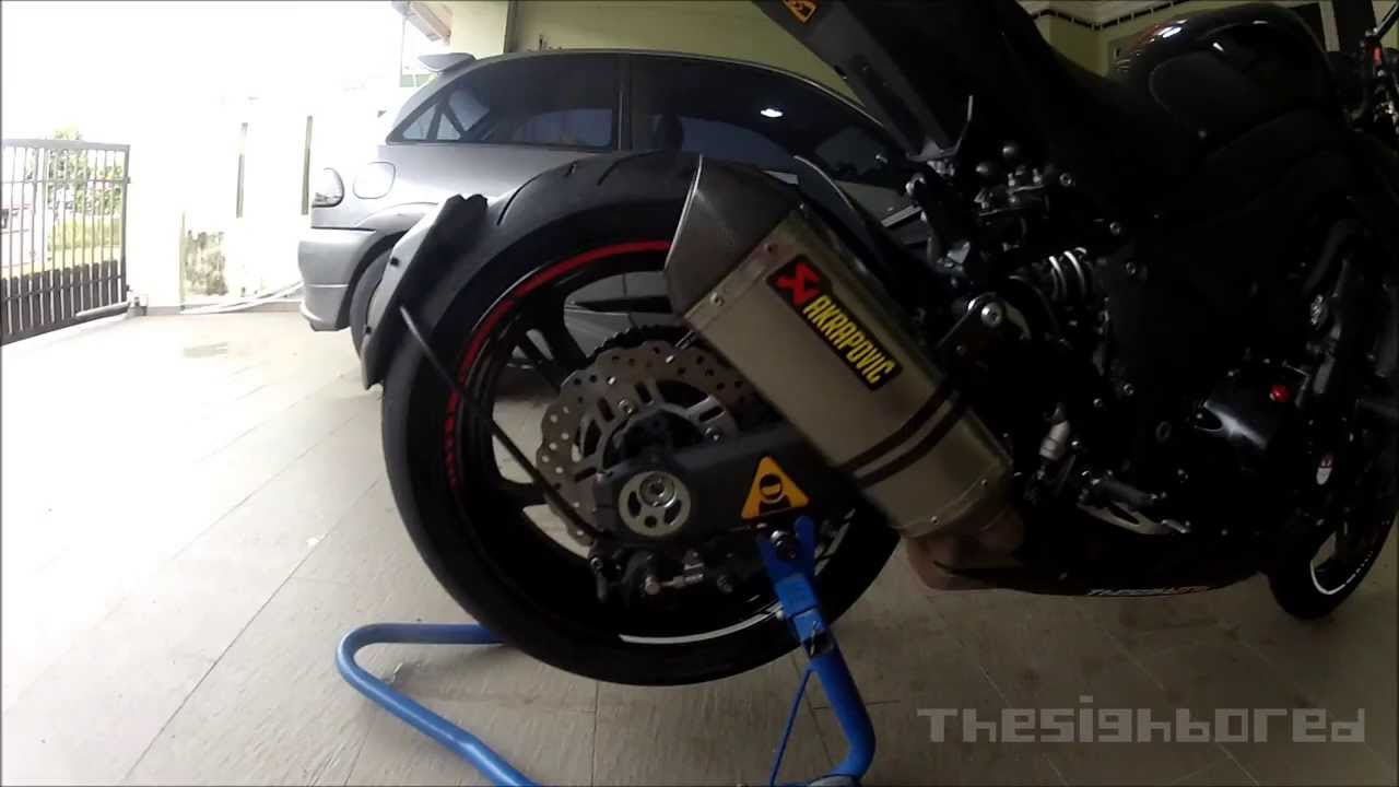 Permalink to Kawasaki Z1000 Custom