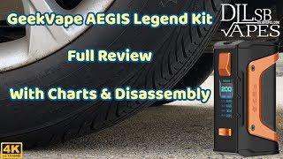 GeekVape AEGIS Legend Kit Review
