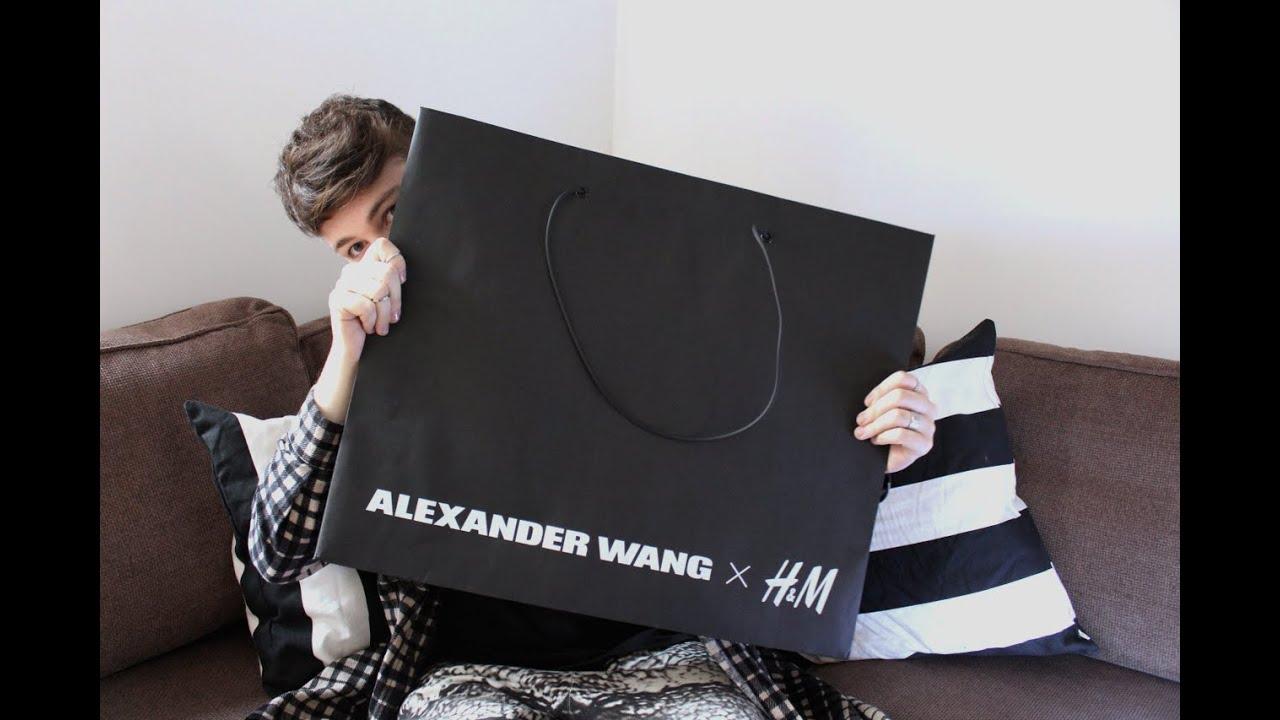 a1df8ec9dcc0 Alexander Wang x H M (Giveaway)