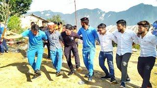 सुंदर पहाड़ी हारूल डांस   Jaunsari Harul   Pahari traditional Dance  