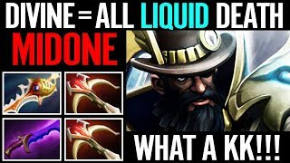 EPIC GAME 2017 Liquid Secret MidOne Perspective Kunkka Rapier Dota 2