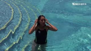 《女兵日記》羅平、楊晴互動曖昧 最享受泳池拍戲