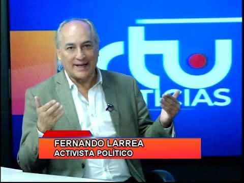 La entrevista: Fernando Larrea