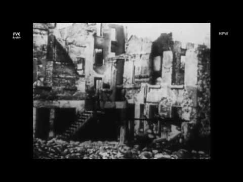 Brandnacht in Darmstadt