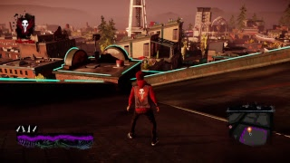 inFAMOUS Second Son cleaning map part 1