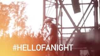 "Dustin Lynch ""Hell Of A Night"" (Tour Trailer 2015)"