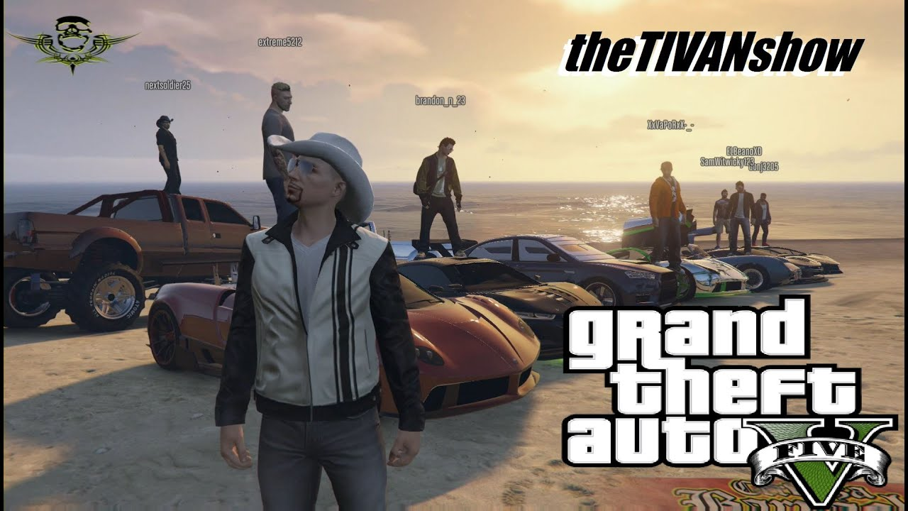 GTA5 -  with MAXTORQUE87 HOSTING THE RACES - LIVE on YOUTUBE