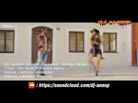 Action Jackson  Keeda Dj Anoop Remix