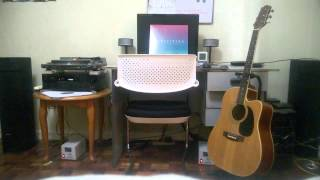 bose 501 series v speaker test