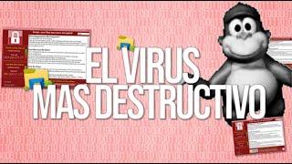 el VIRUS MÁS DESTRUCTIVO de la HISTORIA