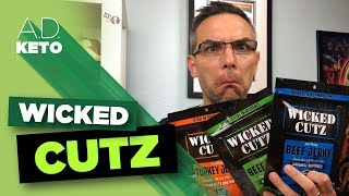 WICKED Cutz | Beef Jerky Review