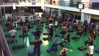 XXL Fitness convention   la lezione di David Stauffer Total Metabolic Workout   YouTube Thumbnail
