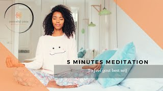 How To Improve Your Day With A Quick Meditation