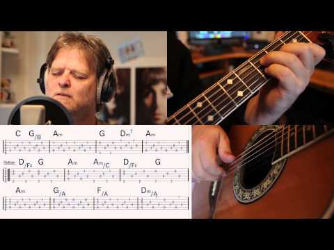 Dust in the Wind - A Free Guitar Lesson by Rolf Maibaum