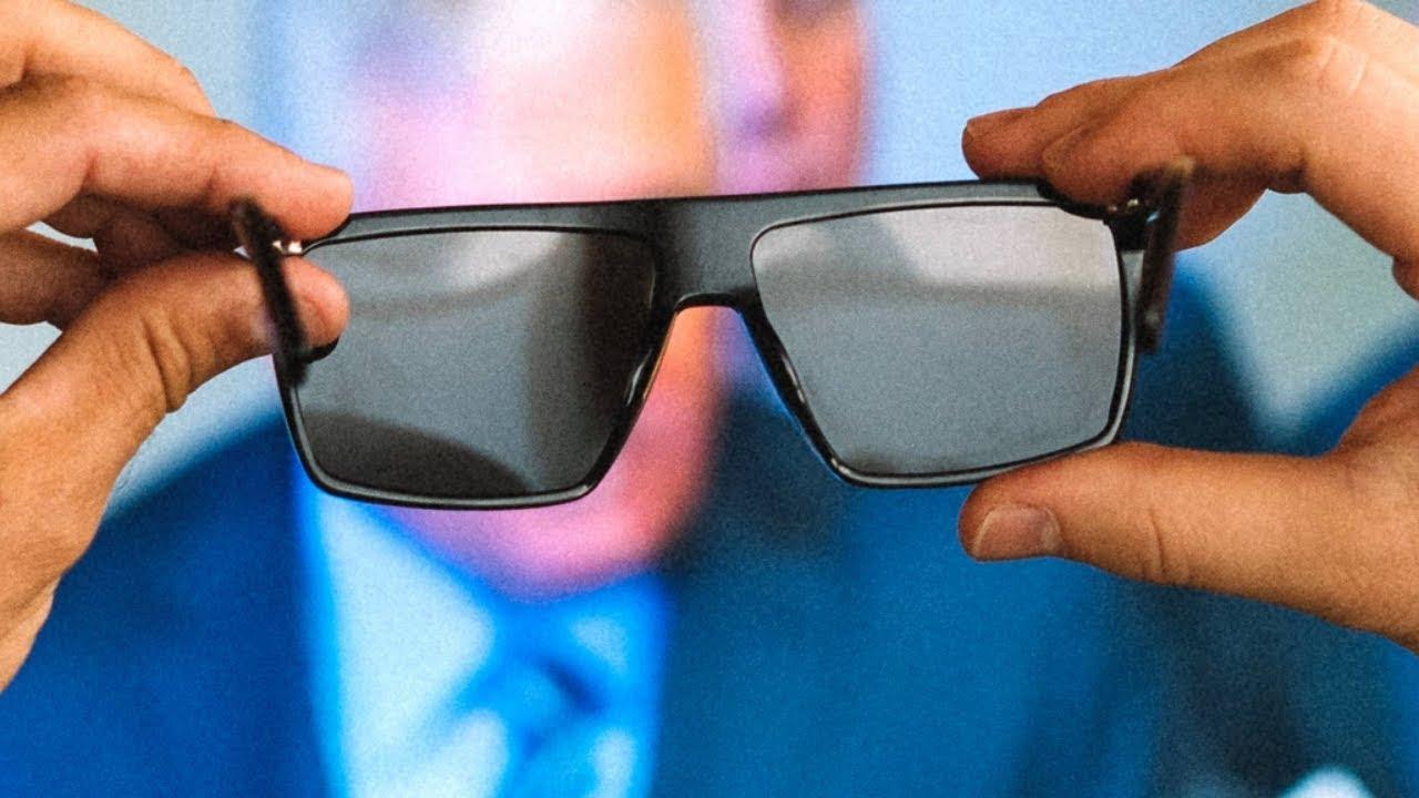 광고를 차단하는 안경 - 아이디어발명품MYM