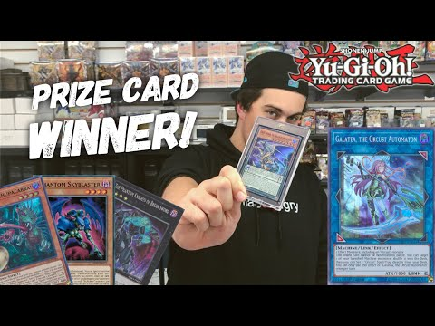 Yu-Gi-Oh! Prize Card Winner at YCS Atlanta 2019! - Orcust Punish Time from Henry