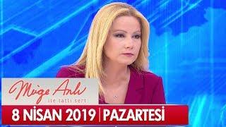 Müge Anlı ile Tatlı Sert 8 Nisan 2019 Pazartesi - Tek Parça