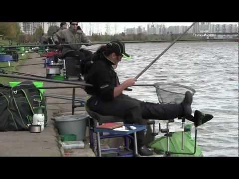 Real Russia. Fishing in Moscow. Рыбалка в Москве штекером. Кубок MAVER.