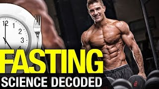 Intermittent Fasting Science (BEST Fat Loss Diet?) Healthy Good or Bad for Weight Loss & Muscle Gain