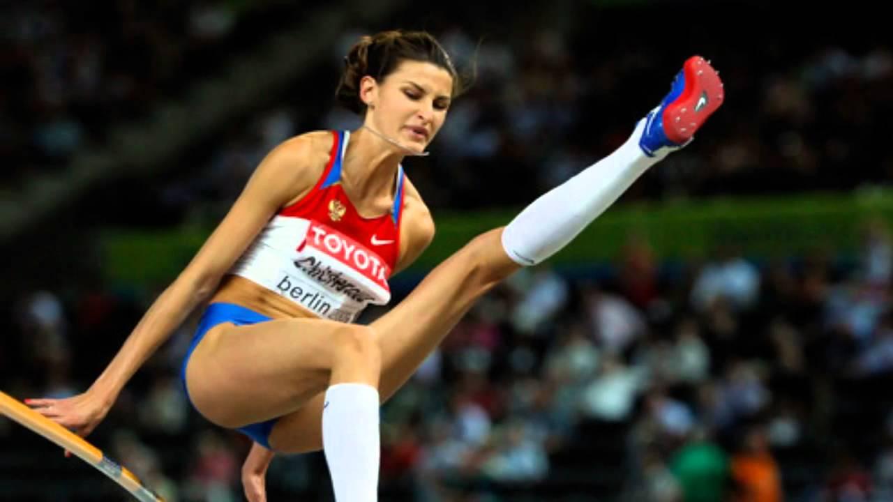 Anna chicherova wins high jump gold for russia olympics athletics