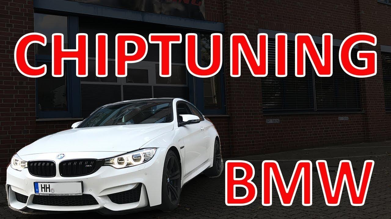 BMW 320i F30 Chiptuning VS  original BMW 328i F30