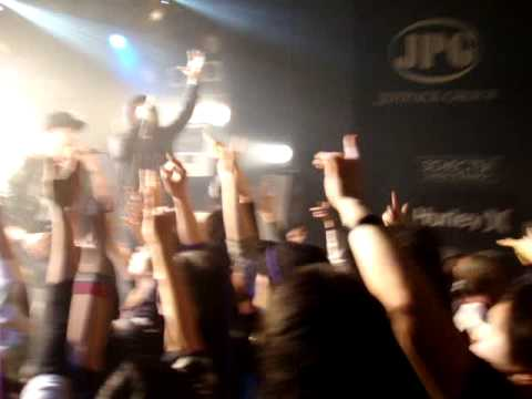 MANAFEST-No Plan B(feat.KOIE from CROSSFAITH) LIVE in JAPAN