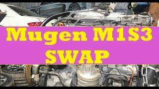 Honda Legend Project mugen M1 s3