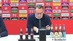 LIVE: Pressekonferenz zur Vorstellung von Boris Schommers & dem Heimspiel gegen den 1. FCM