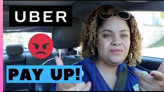 Uber Stealing From Drivers - Not Paid For Trips!