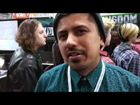 Kingdom, Kathy Rain, Gonner - PAX East 2016 Interview w/ David Martinez