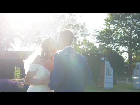 Parklands Quendon Hall Wedding Trailer - Ria & Carl