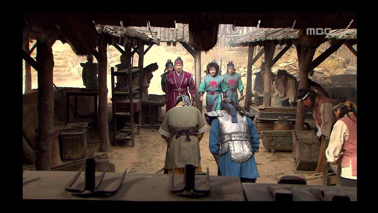 Download [고구려 사극판타지] 주몽 Jumong 현토성에서 사신이 오자 측근들과 슬퍼하는 주몽