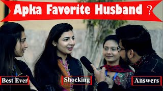 Gambar cover Favourite husband kon he -best ever reactions |Zahid nazir - Lahore Pakistan