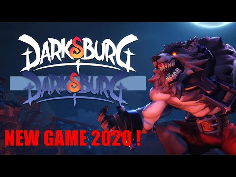 Darksburg New Game: Varag play  CO-OP Survival  