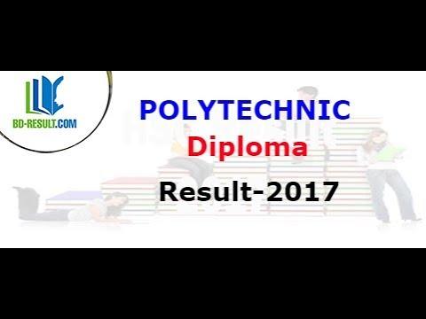 Diploma Result BTEB