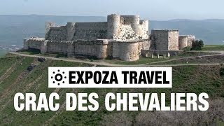 Crac des Chevaliers (Syria) Vacation Travel Video Guide