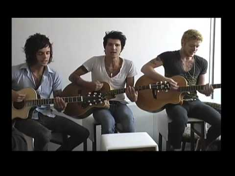 Hot Chelle Rae - Acoustic - I Like To Dance