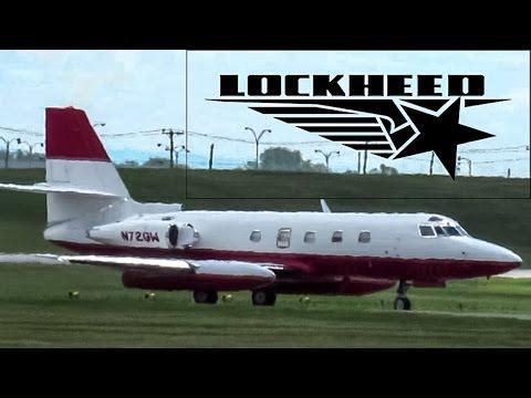 Safari Air Lockheed JetStar II (L29B) departing Montreal (YUL)