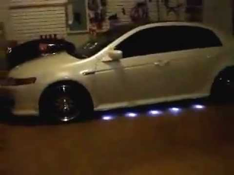 Led Under Car Puddle Lights Youtube