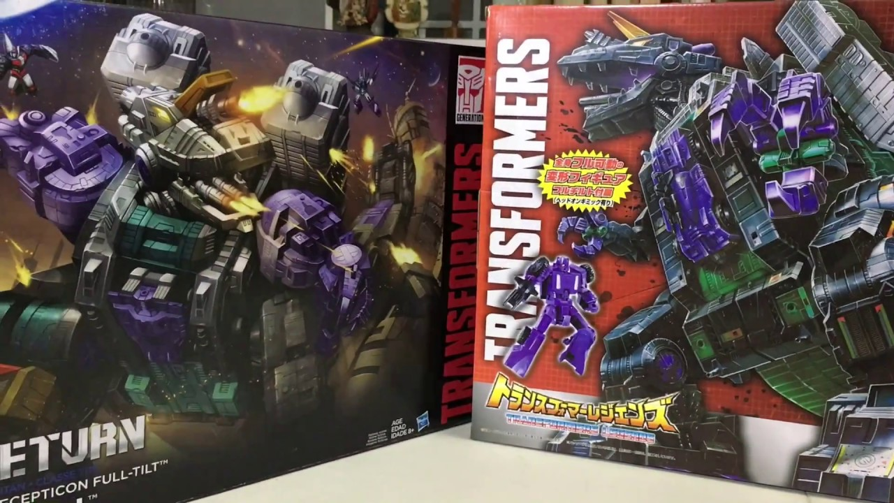 Transformers Legends LG43 Trypticon
