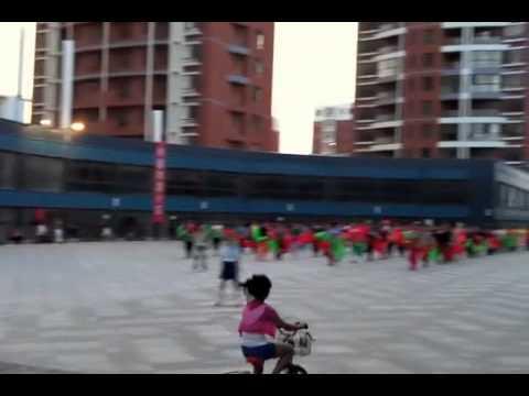 Ayi Parade, Lushunkou, Dalian, 6/14/11