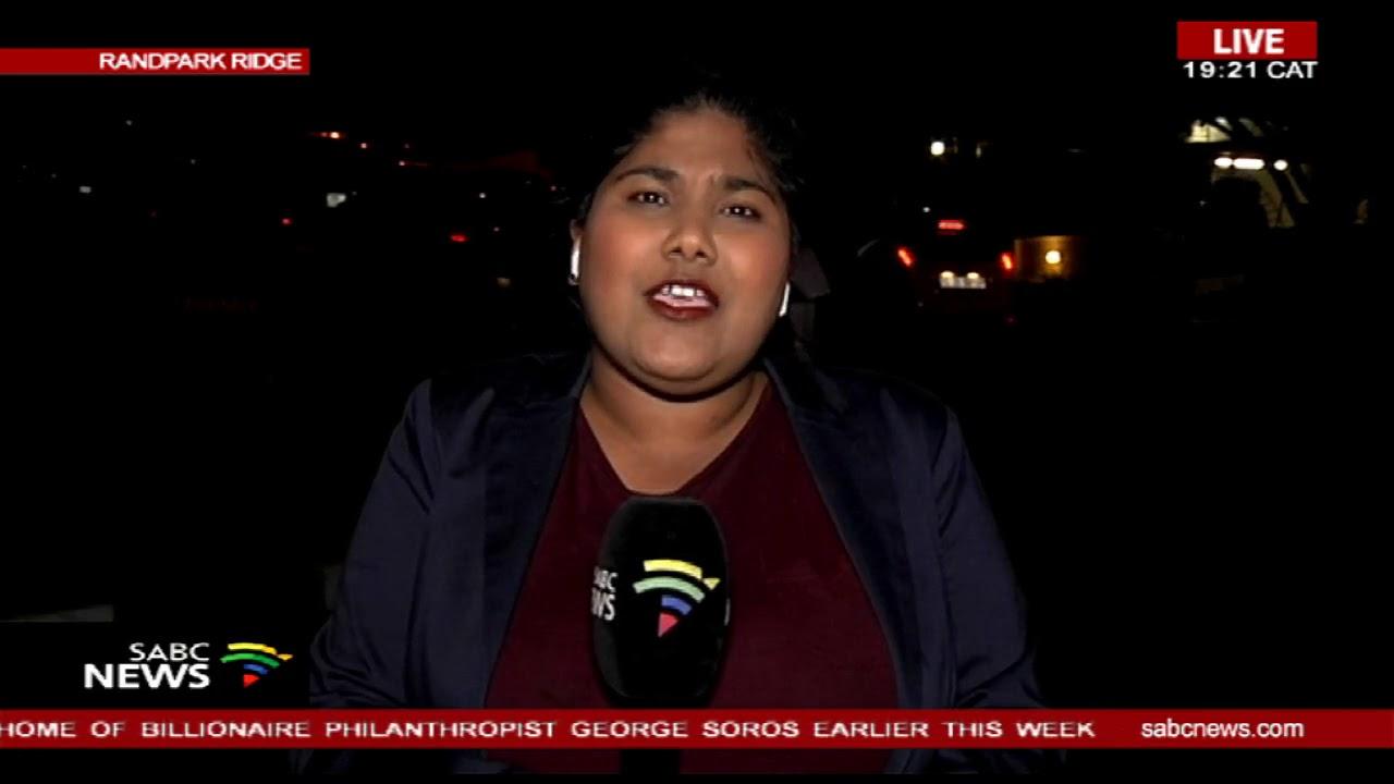 Hasina Gori live from HHP's house