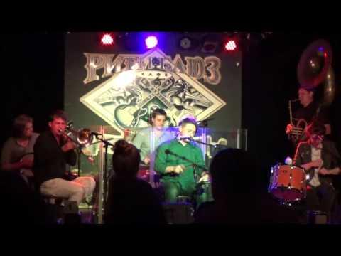 The Kikipickles, Rhythm & blues cafe, moscow  - 25.08.2016